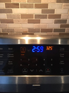 oven set for convection roast